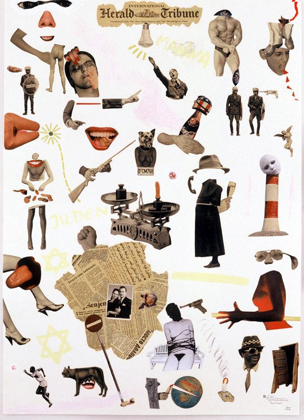 Συλλογή: Κολάζ 1981-1982