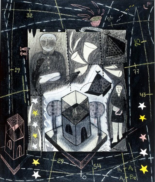 Συλλογή: White dreams, black dreams (1997- 1998)
