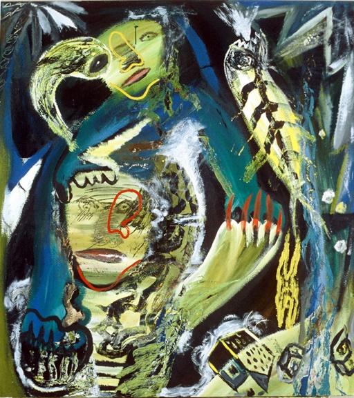 Συλλογή: Όλα τα ήσυχα απογεύματα (1988 – 1989)