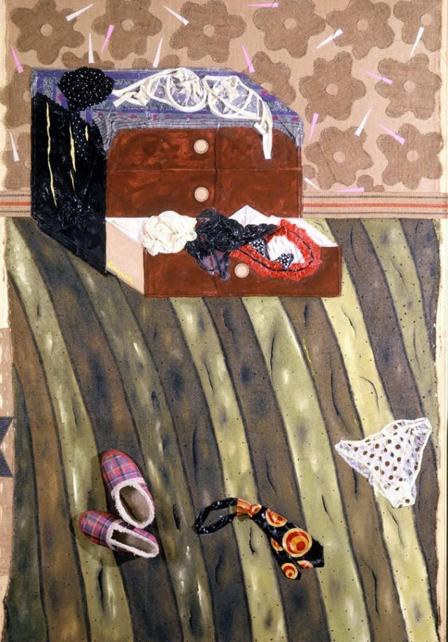 Συλλογή: Φετίχ ή Παιχνίδια της μνήμης (1994 – 1995)