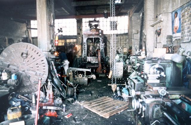Ορφανό μηχανουργείο (1991)