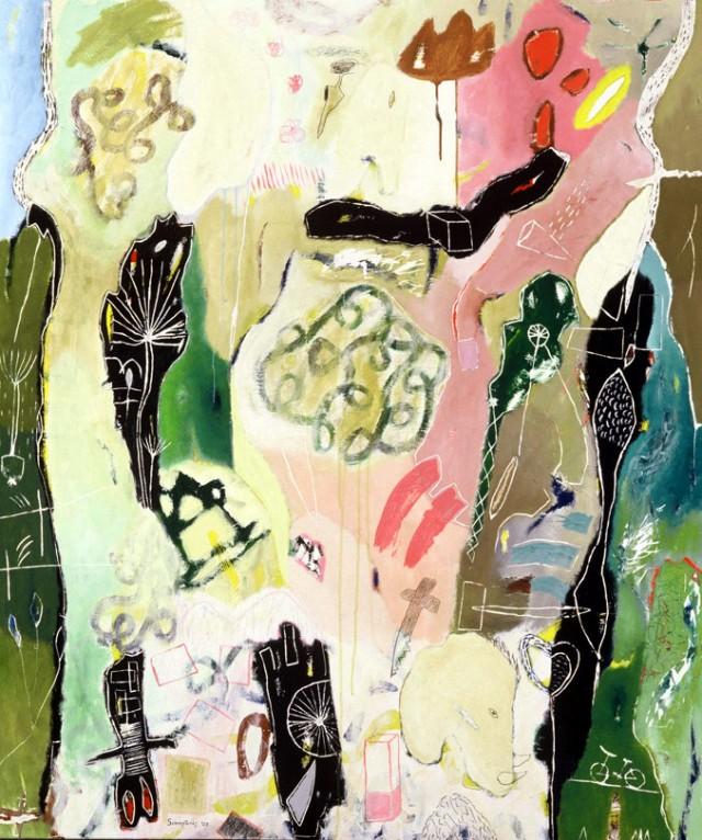 Συλλογή: Όμορφες μέρες, αλλα εγώ ζωγραφίζω (2001-2002)