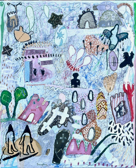 Συλλογή: Τα εκατό βουνά (2002-2003)